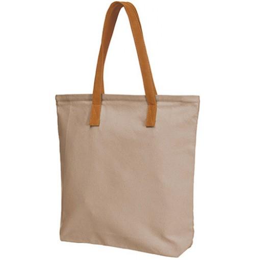 Designad shoppingbag med eget tryck