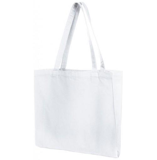 Shoppingväska i bomull med eget tryck