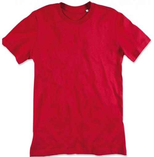 Ekologisk organic t-shirt T-shirt med eget tryck