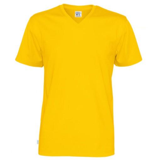 Ekologiska kläder med eget tryck   Ekologisk V-ringad T-shirts ... 1897a8ae6cf99