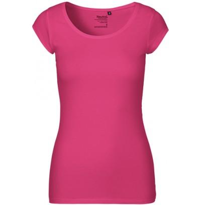 Ekologisk Rättvisemärkt dam T-Shirt
