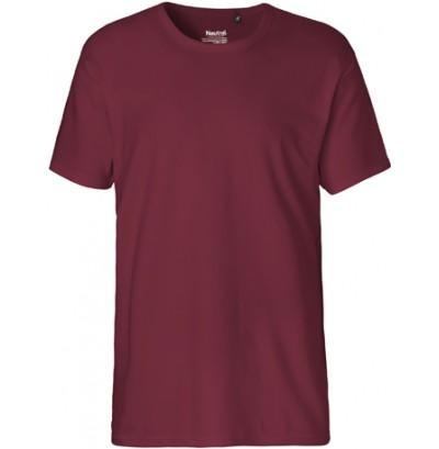 Ekologisk Rättvisemärkt Rib T-Shirt