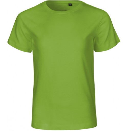 ekologisk T-shirt barn