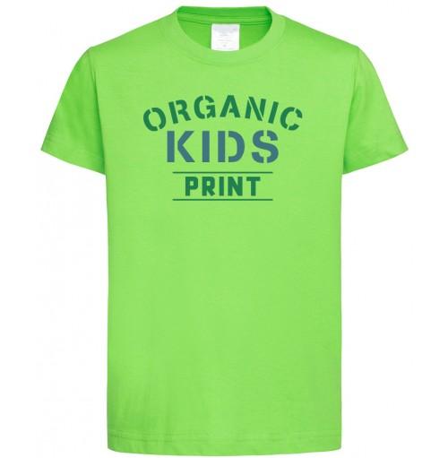 Billig ekologisk t-shirt med tryck för alla