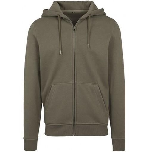 Bra kvalitet hoodie med eget tryck
