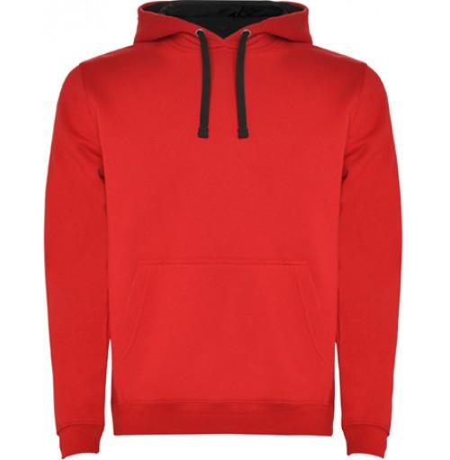 Urban hoodie med eget tryck