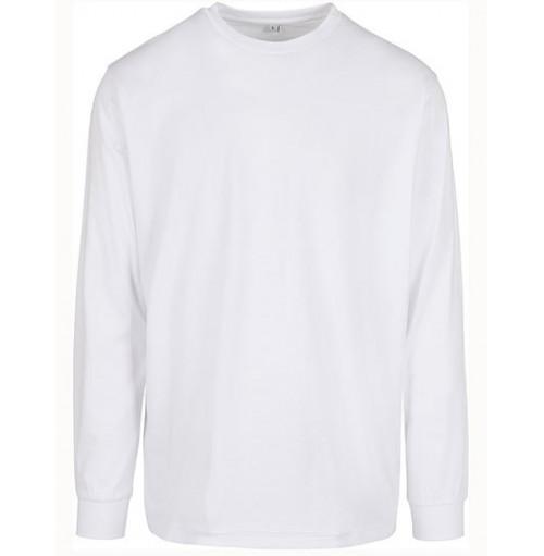 Ekologisk långärmad T-shirt