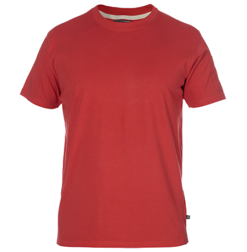 Modernt skuren T-shirt