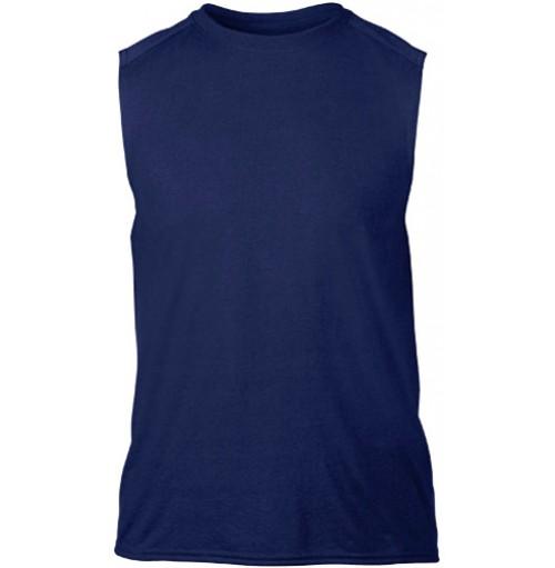 Sport ärmlös t-shirts