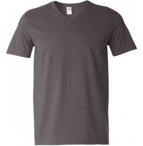 Billig v-ringad t-shirt