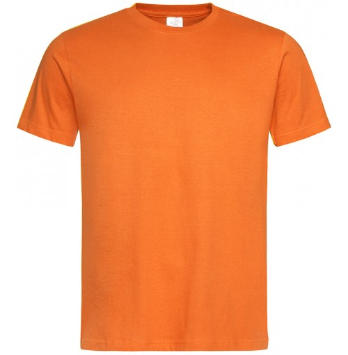 Billig standard T-shirt  med tryck