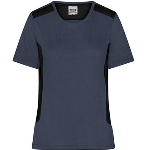 Slitstark arbets hållbar T-shirt
