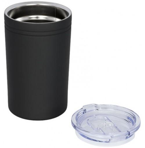 Vacuumisolerad mugg med eget tryck