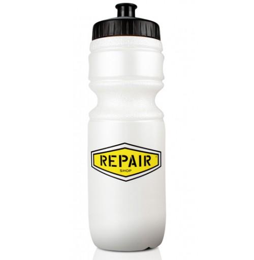 Vattenflaska passar bra i dryckeshållare på cyklar