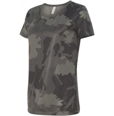 Funktions T-shirt camo