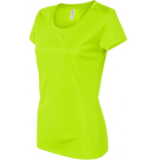 Sportig Dam T-shirt i kamouflage färger