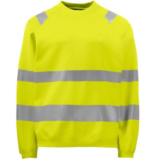 Sweatshirt varsel Klass 3